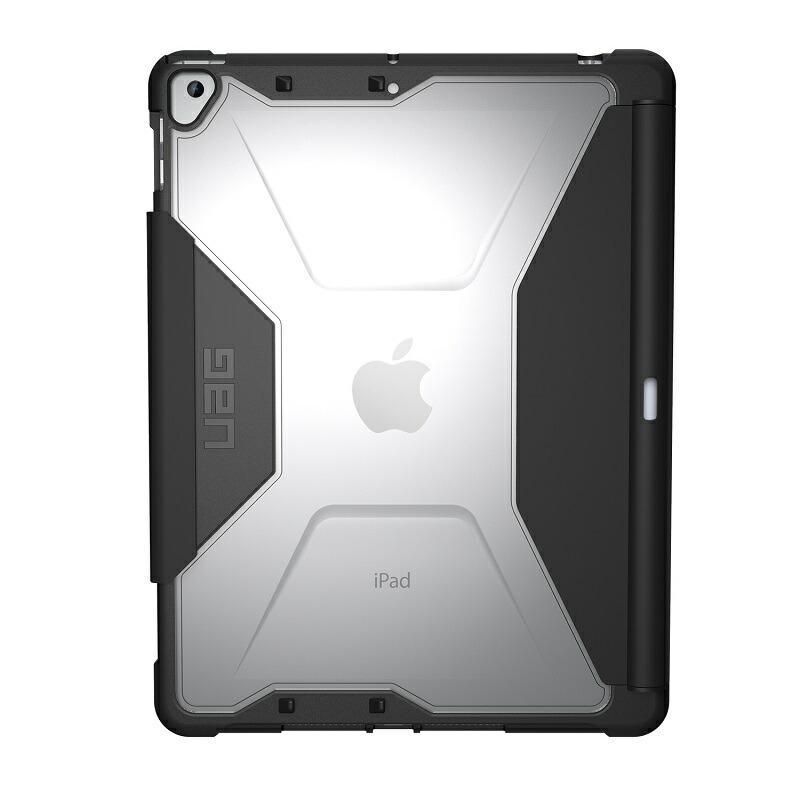 UAG iPad (第8/第7世代)用 PLYOケース ブラック/アイス(クリアカラー) 耐衝撃 UAG-IPD7Y-BK/IC ユーエージー プライオ カバー 保護 ペンホルダー スタンド princetondirect 02