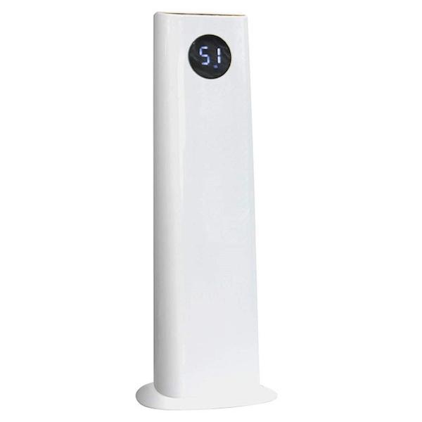 KAIHOU スリムタワー型 超音波加湿器 5.0L 16畳タイプ KH-TUH050L (sb) ホワイト|printus|02