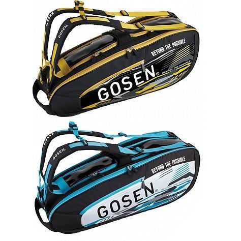 GOSEN(ゴーセン) ラケットバッグ Pro4 (BA19PR4) 2019年4月発売
