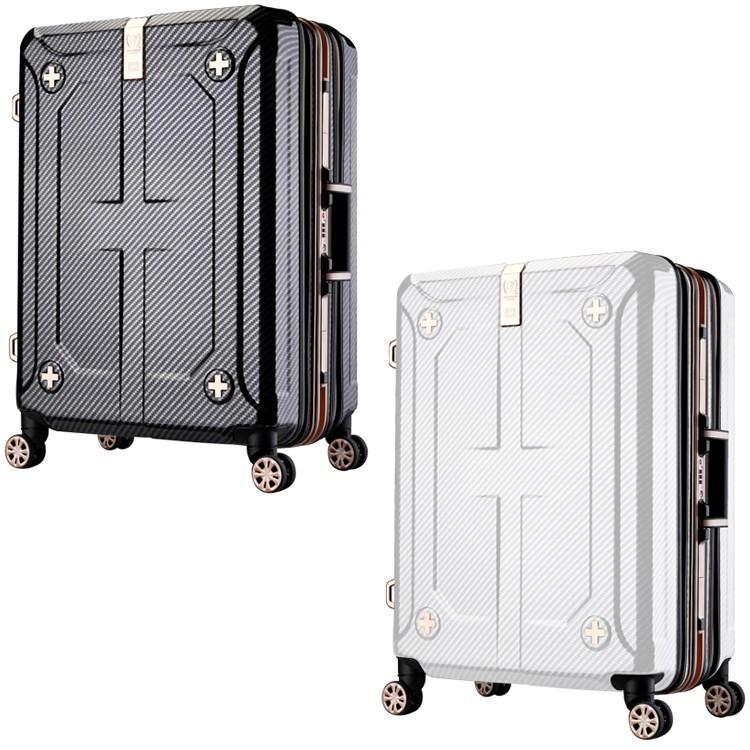 【超お買い得!】 ハードタイプスーツケース レジェンドウォーカー 60cm 75L 6泊7日, ブエングスト 4289ace3