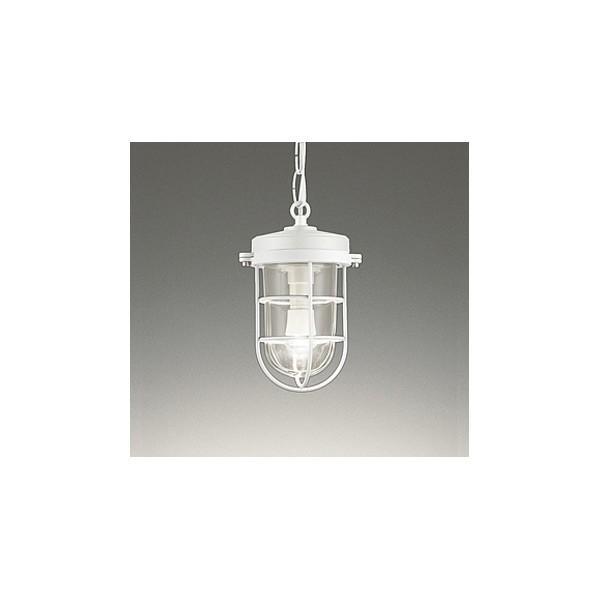 (代引不可)オーデリック OP252408LD 軒下用ペンダントライト LED(電球色) LED(電球色) LED(電球色) (B) 5a8