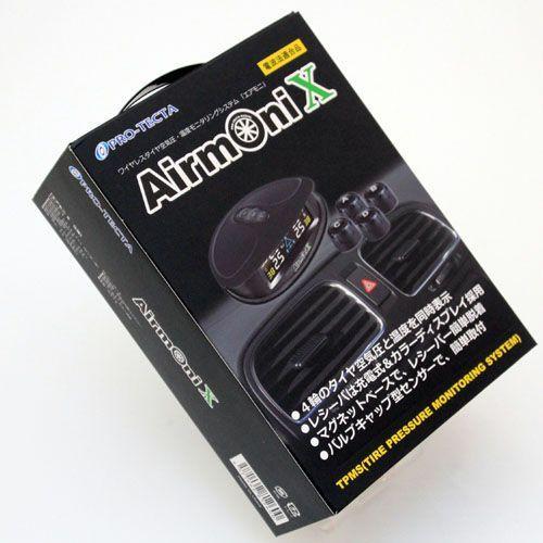 即納 ポイント5倍!エアモニX (エアモニ エックス) AirmoniX タイヤ空気圧センサー タイヤの空気圧管理にお勧め PRO-TECTA|pro-tecta-shop|06