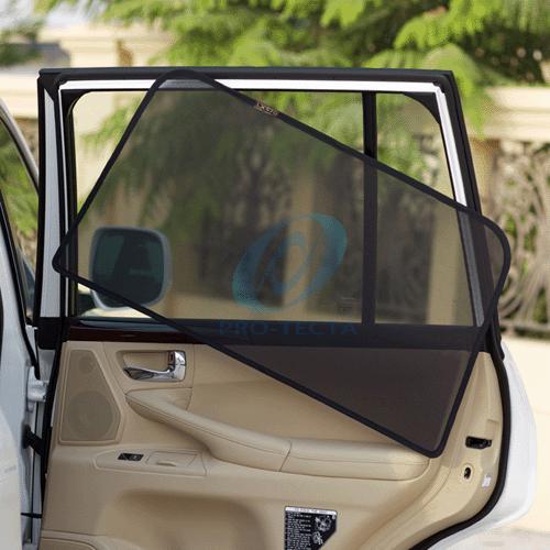 TOYOTA 80系NOAH VOXY トヨタ ノア・ヴォクシー・エスクァイアのサンシェード 日よけ レーザーシェード 運転席・助手席 2枚組セット PRO-TECTA|pro-tecta-shop|03