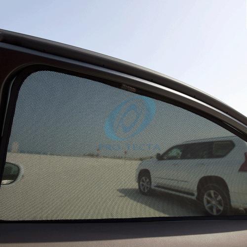 TOYOTA 80系NOAH VOXY トヨタ ノア・ヴォクシー・エスクァイアのサンシェード 日よけ レーザーシェード 運転席・助手席 2枚組セット PRO-TECTA|pro-tecta-shop|05