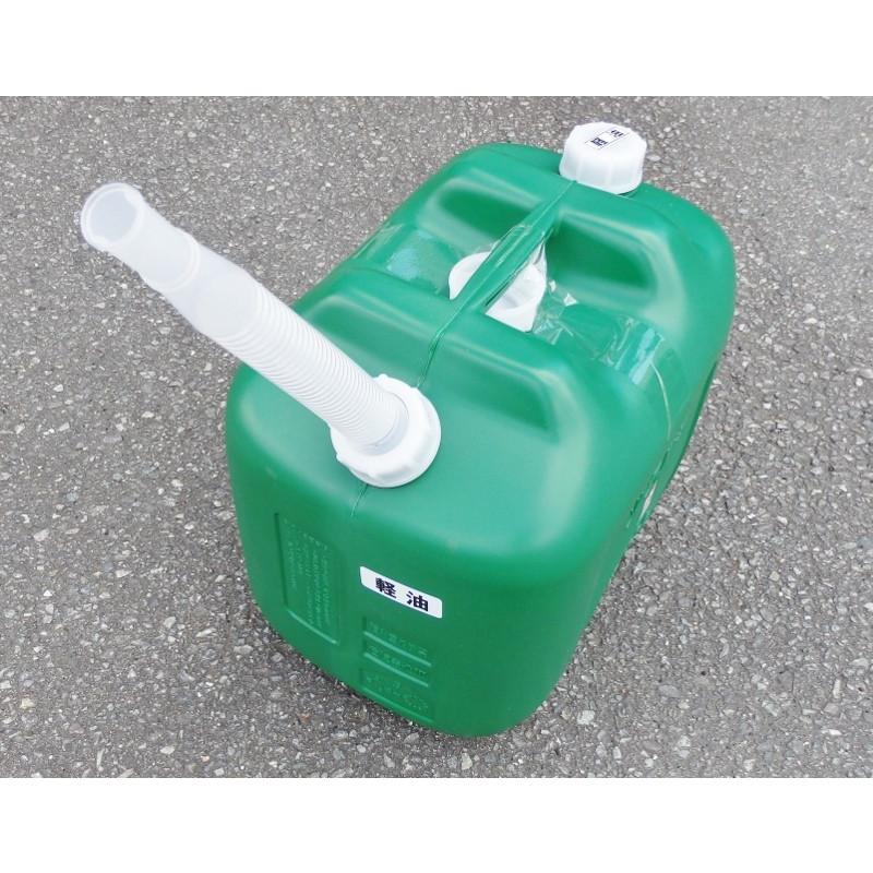 軽油缶 ポリタンク緑20Lワイド 消防法適合品 pro-yama 03