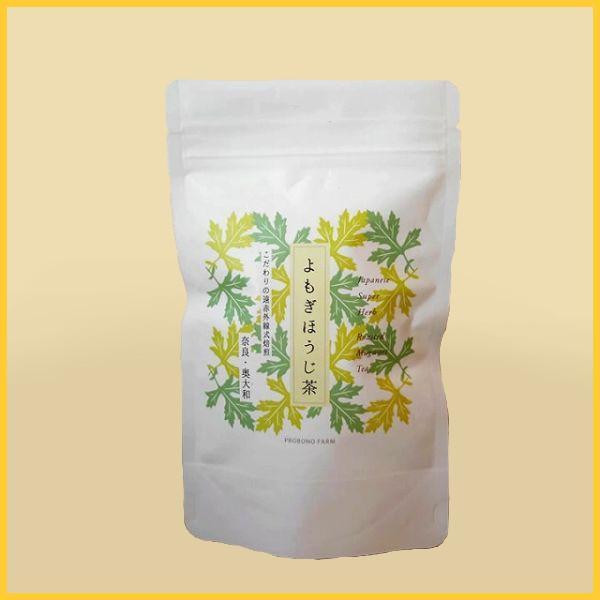 よもぎほうじ茶|probono-farm