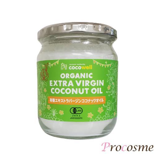 COCOWELL ココウェル 有機エキストラバージンココナッツオイル エクスペラー 360g 食用|procosme