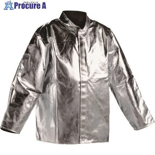 JUTEC 耐熱保護服 ジャケット XLサイズ HSJ080KA-2-56  ▼206-3504 JUTEC社