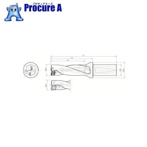 京セラ ドリル用ホルダS32-DRX300M-3-09 ▼357-7422京セラ(株)