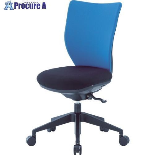 アイリスチトセ 回転椅子3DA ブルー 肘なし シンクロロッキング3DA-S45M0-BL アイリスチトセ 回転椅子3DA ブルー 肘なし シンクロロッキング3DA-S45M0-BL ▼474-3920アイリスチトセ(株)