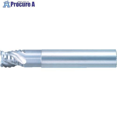 三菱K ALIMASTER超硬ラフィングエンドミル(アルミニウム合金加工用・S)CSRAD2200 ▼685-1592三菱マテリアル(株)