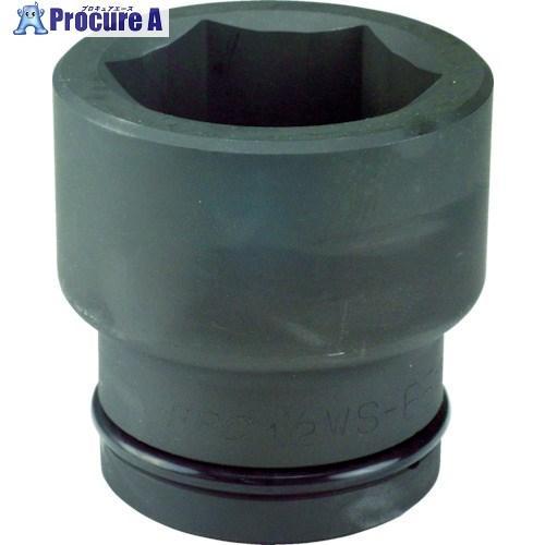 FPC インパクト ショート ソケット 差込角38.1mm 対辺60mm (2.1.1/2WS-60 ▼769-5535フラッシュツール(株)