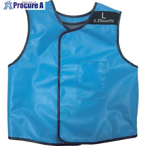 アイテックス 放射線防護衣セット LL XRG-A-102-LL ▼819-2893 (株)アイテックス