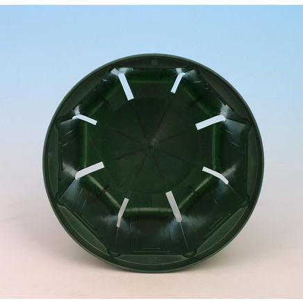 のびのび育つ 『 スリット鉢 』 18cm (6号) produce87 04