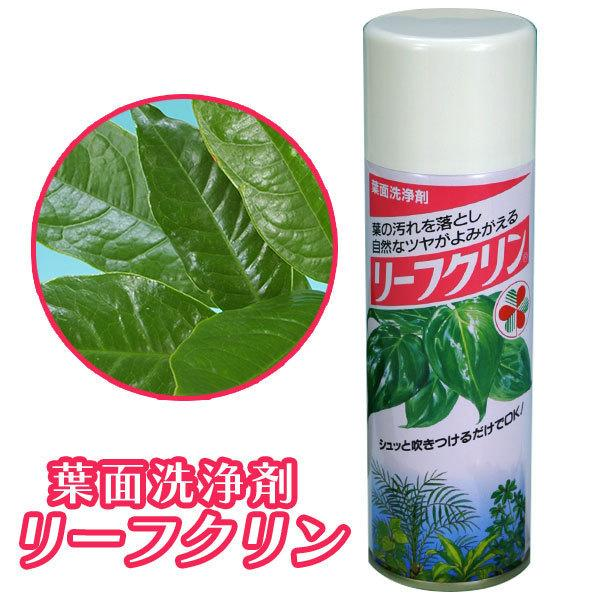 葉面洗浄剤 『 リーフクリン 』 220ml|produce87