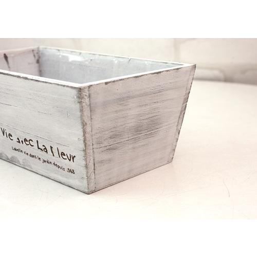 木製ミニプランター produce87 04