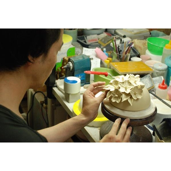 箸置き さくらの花 2個セット - おしゃれ陶器プレゼントに 白磁 波佐見焼の窯元がルーツ - 英一郎製磁|product-factory-jp|06