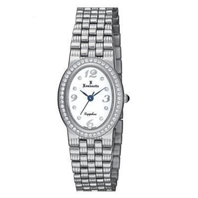 【35%OFF】 Romanette(ロマネッティ) ステンレス レディース腕時計 RE-3523L-3, 人吉市 e014960c