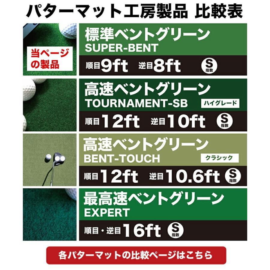 日本製 パターマット工房 45cm×5m SUPER-BENTパターマット 距離感マスターカップ付き progolf 18
