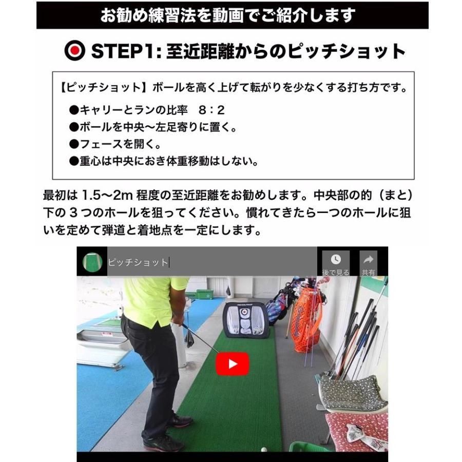 アプローチ 練習ネット PGSチッピングネット ゴルフ 練習|progolf|05