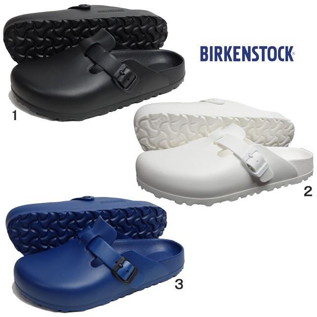 ビルケンシュトック ボストン EVA サボサンダル BIRKENSTOCK BOSTON EVA メンズ レディース progres