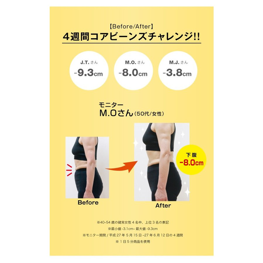 コアビーンズ お腹 エクササイズ 簡単 ダイエット 器具 腹筋 マシン 腹筋エクササイズ プロイデア|proidea|05