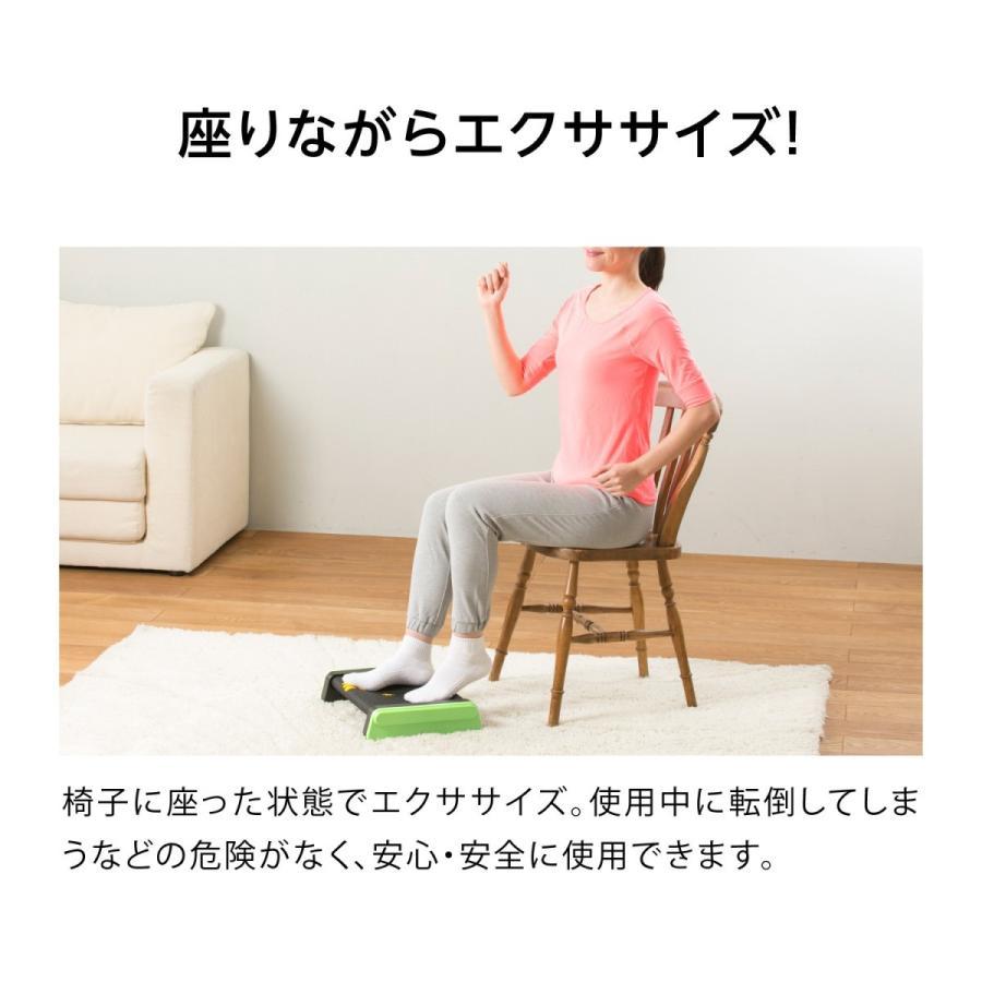 ららふる フットウォーク フレイル対策 シルバー向けトレニーニング 簡単 歩く 歩行 鍛える 足 筋肉 プロイデア proidea 05