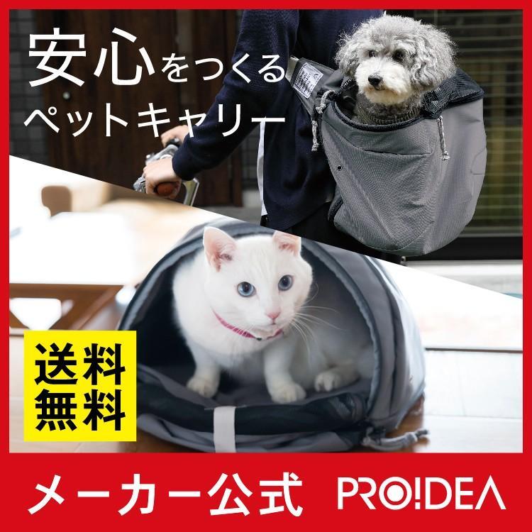 バック型ペットキャリー TENT SLING テントスリング ペットキャリーバッグ  散歩 お出かけ メッシュ 小型犬 猫 リオニマル プロイデア proidea