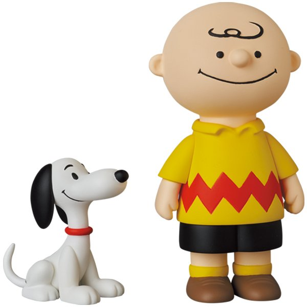 UDF PEANUTS SERIES 12 50's CHARLIE BROWN & SNOOPY|project1-6