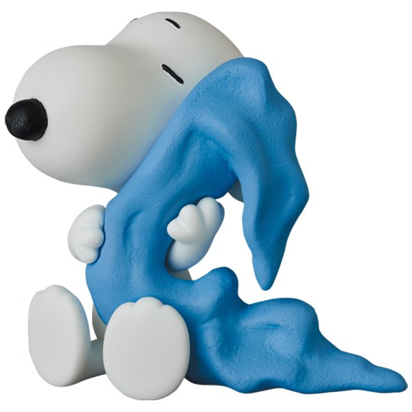 UDF PEANUTS SERIES 12 SNOOPY WITH LINUS BLANKET|project1-6