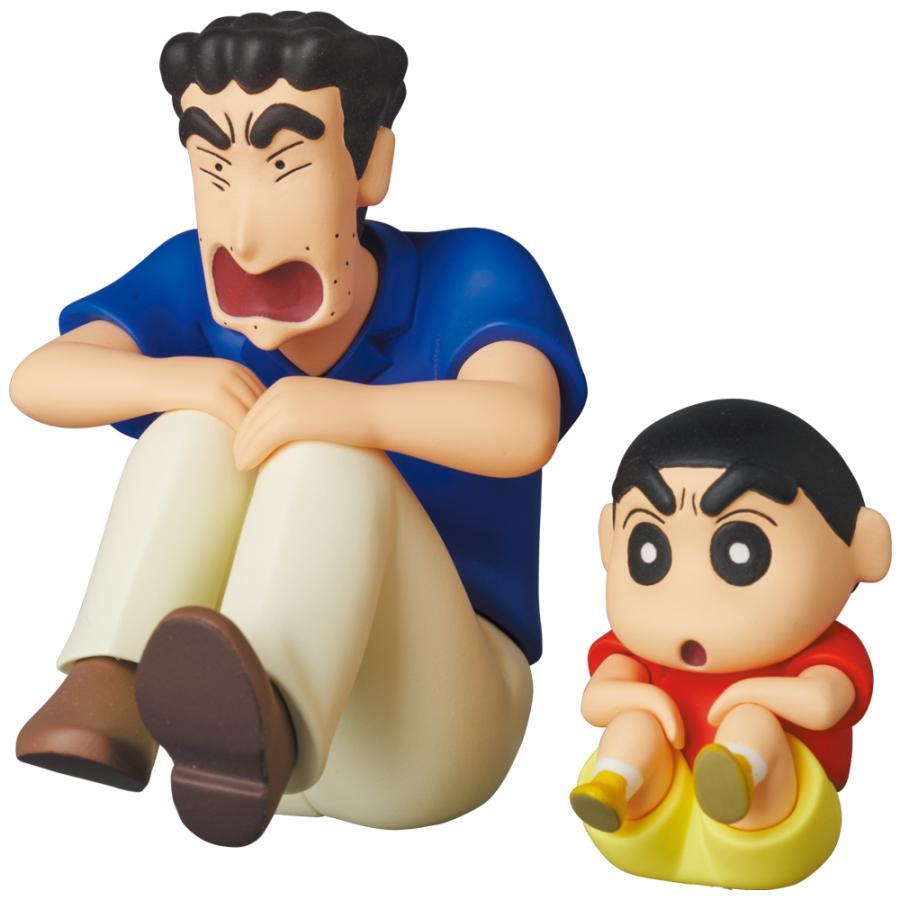 UDF クレヨンしんちゃん シリーズ3 ケツだけ歩き ひろし&しんのすけ project1-6