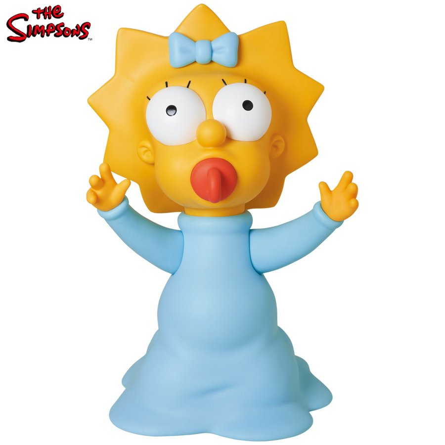 VCD Maggie Simpson project1-6