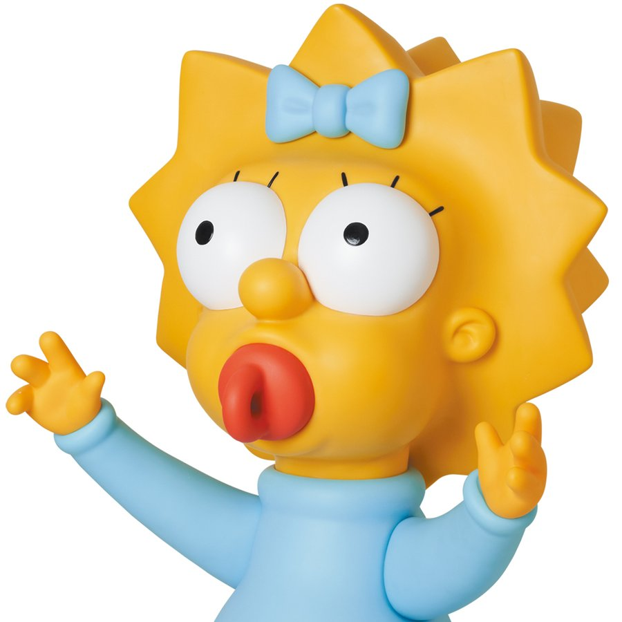 VCD Maggie Simpson project1-6 03