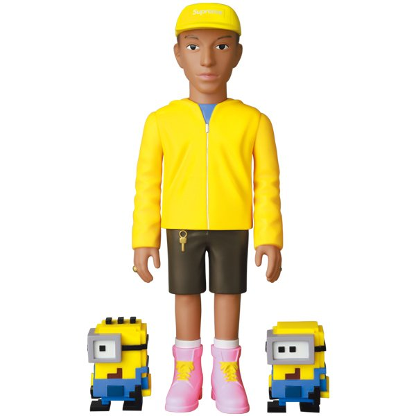 VCD Pharrell Williams and Minions|project1-6