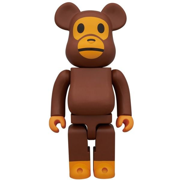 BE@RBRICK 400% BABY MILO(R)|project1-6