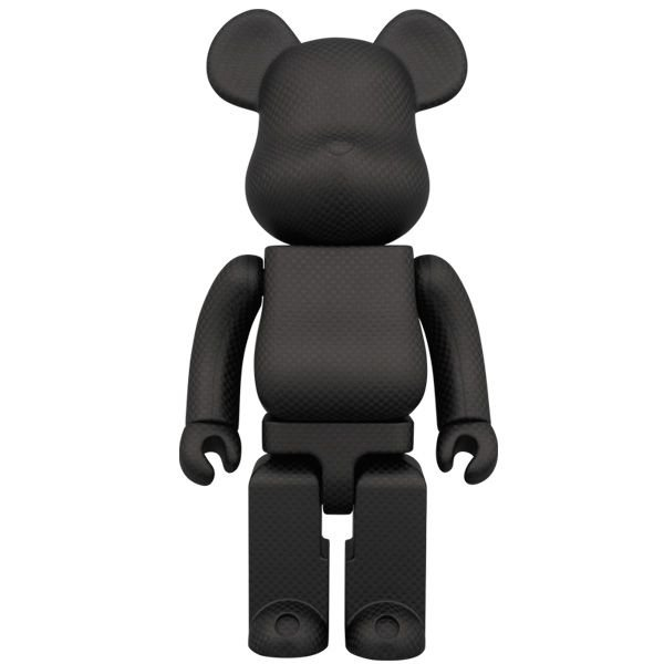 BE@RBRICK 400% DRY CARBON(平織)|project1-6