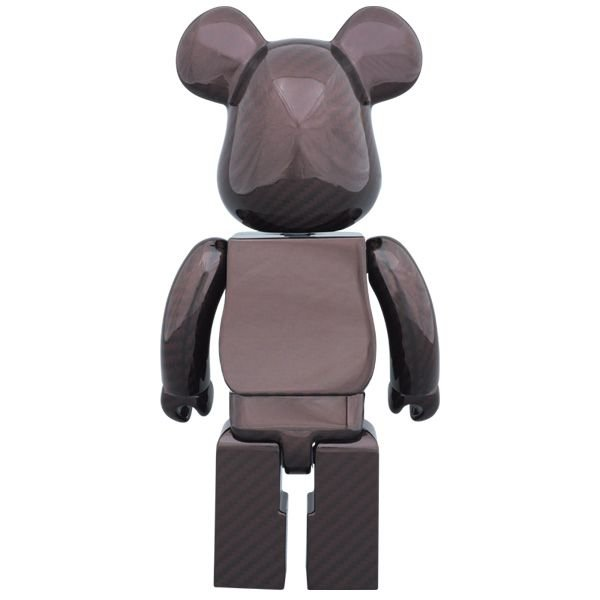 BE@RBRICK 400% DRY CARBON RED|project1-6|02