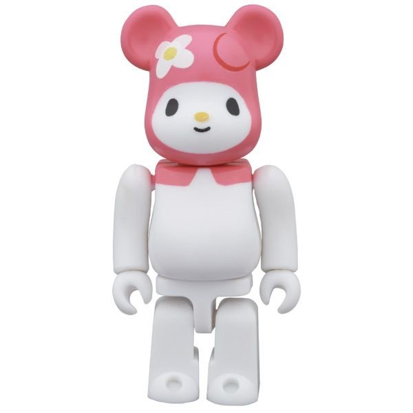 BE@RBRICK My Melody 100%|project1-6