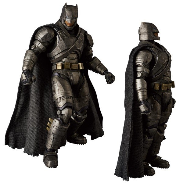 MAFEX ARMORED BATMAN(TM) project1-6 02