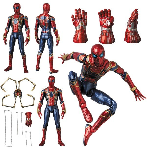 MAFEX IRON SPIDER (ENDGAME Ver.)|project1-6|02