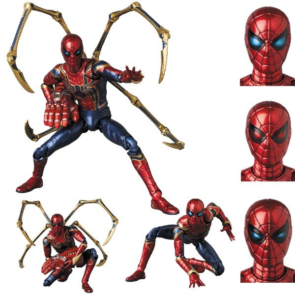 MAFEX IRON SPIDER (ENDGAME Ver.)|project1-6|03