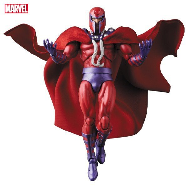 MAFEX MAGNETO(COMIC Ver.) project1-6