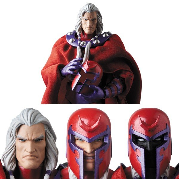MAFEX MAGNETO(COMIC Ver.) project1-6 02