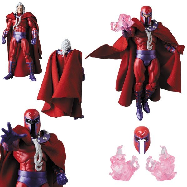 MAFEX MAGNETO(COMIC Ver.) project1-6 03
