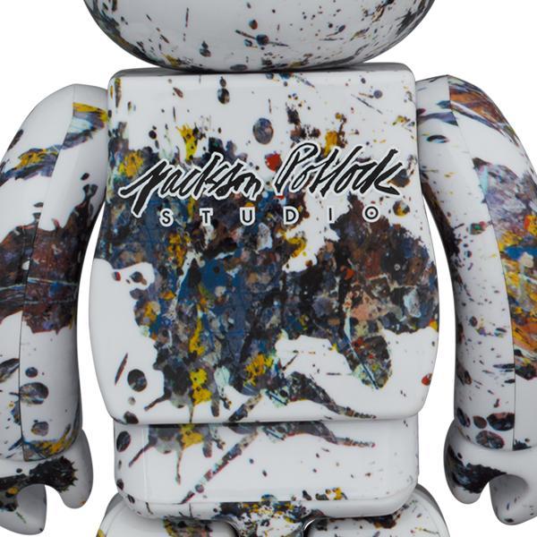 BE@RBRICK Jackson Pollock Studio(SPLASH) 100% & 400%|project1-6|02