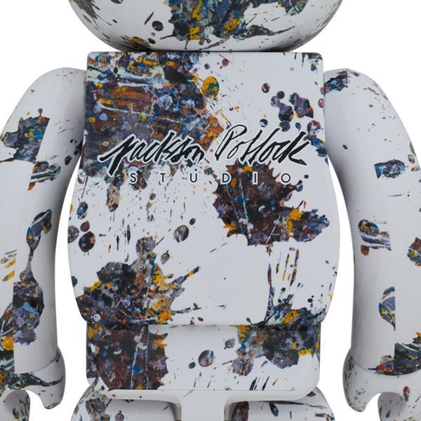 BE@RBRICK Jackson Pollock Studio(SPLASH) 1000%|project1-6|02