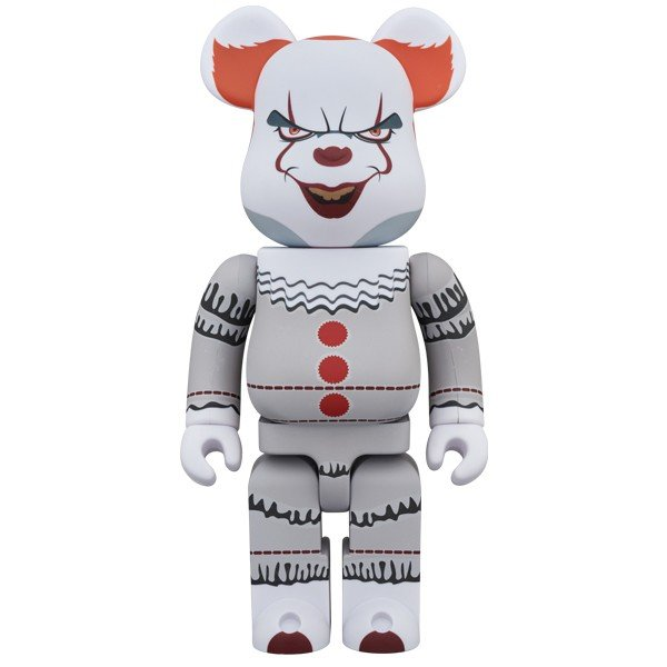 BE@RBRICK PENNYWISE 400% project1-6