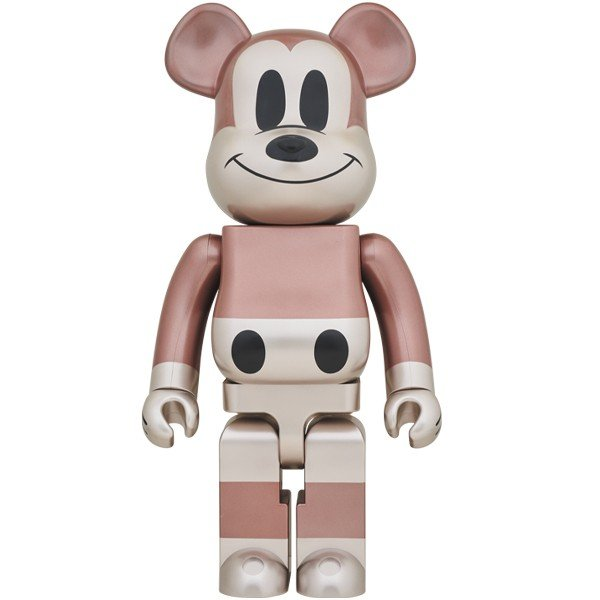 BE@RBRICK UNDEFEATED MICKEY MOUSE 1000%