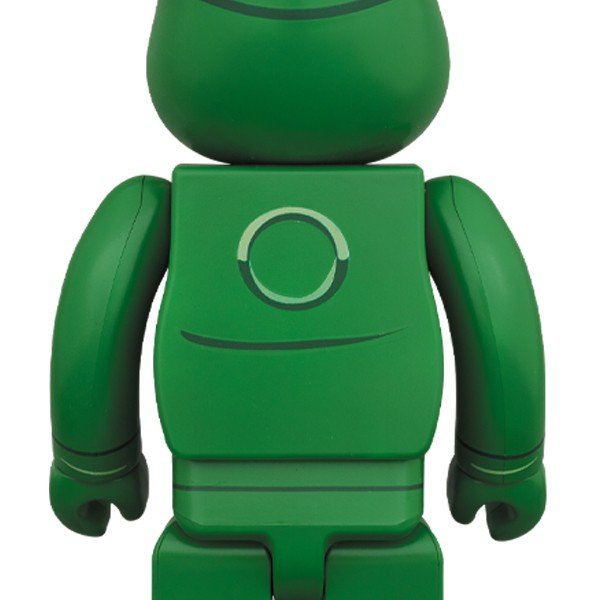 BE@RBRICK GREEN ARMY MEN 100% & 400%|project1-6|02