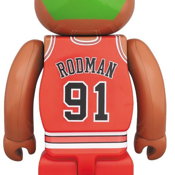 BE@RBRICK Dennis Rodman(Chicago Bulls) 100% & 400%|project1-6|02